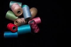 Thread-3 de couture Images libres de droits