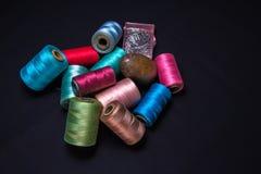 Thread-6 di cucito Immagini Stock