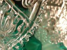 Thread glass background Royalty Free Stock Photos