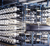Thread industry Stock Photos