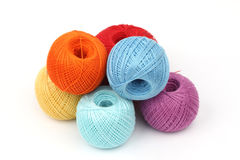 Thread Isolated Royalty Free Stock Image