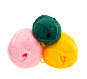 Thread for knitting Royalty Free Stock Photography