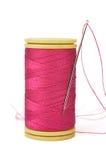 Thread and needle Royalty Free Stock Photo