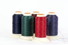 Free Thread On Spools Stock Image - 12907771