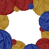 Thread pattern Stock Photography