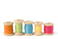 Free Thread Reels Royalty Free Stock Photos - 2871708
