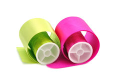 Thread and ribbon Stock Images