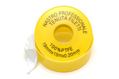 Thread seal tape Royalty Free Stock Photography