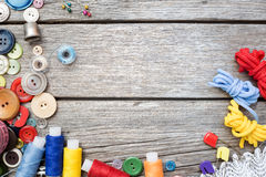 Thread and sewing Stock Photos
