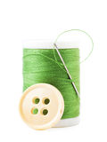 Thread spool Royalty Free Stock Image