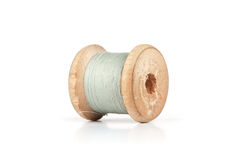 Thread spool Stock Photo