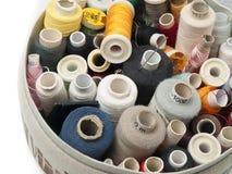 Thread spools Royalty Free Stock Photography