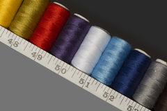 Thread und Band stockfotografie