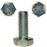 Threaded bolt Stock Photos