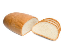 Threaded bread Royalty Free Stock Image