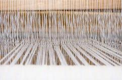Threaded Loom Stock Image