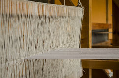 Threaded Loom Royalty Free Stock Photography