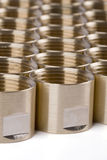 Threaded pipe fittings Stock Photo