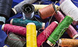 Threads Royalty Free Stock Image