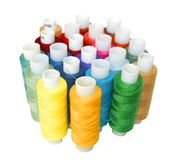 Threads. Royalty Free Stock Image