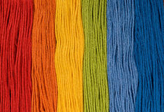 Threads background Royalty Free Stock Images