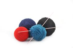 Free Threads For Knitting Stock Photos - 11710253