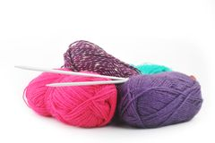 Free Threads For Knitting Royalty Free Stock Photo - 11710255