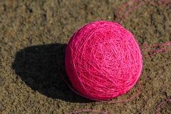 Threads für Drachen Stockfotografie