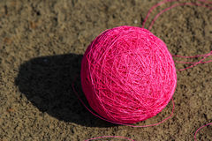 Threads for kites Stock Photography