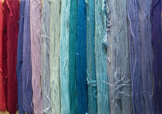Threads rainbow Stock Photography