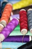 Threads2 de couture Images libres de droits