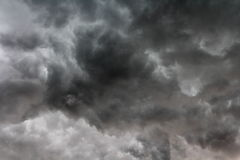 Threatening sky Royalty Free Stock Photo