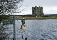 Threave Castle Royalty Free Stock Images