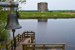 Threave Castle Stock Photo