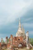 Three ancient pagoda Stock Image