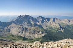 Three Apostle Mountains Stock Image