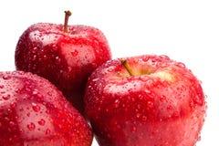 Three apple Stock Images