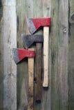 Three axes Royalty Free Stock Photography