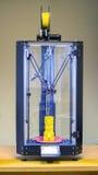 Three-axis 3D printer Royalty-vrije Stock Foto