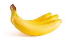 Three bananas Stock Photos