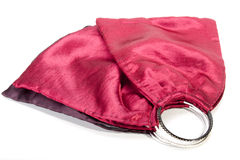 Three Bangle Bags in Shades of Red Royalty Free Stock Photos