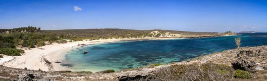 The Three Bays, Diego Suarez, Diana, Madagascar. The Three Bays refers to three bays near Diego Suarez in the north of Madagascar, namely Baie des Dunes, Baie Royalty Free Stock Photography
