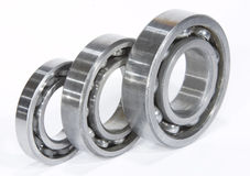 Three bearings Stock Photography