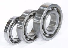 Three bearings stock photography