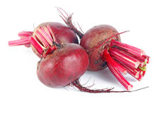 Three beetroot Stock Image