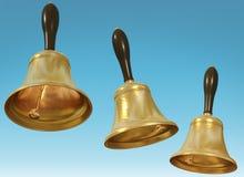 Three bells Royalty Free Stock Image