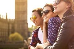 Free Three Best Girlfriends Stock Image - 58882681