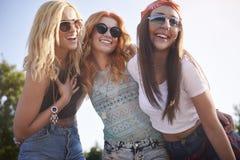 Free Three Best Girlfriends Stock Photos - 59133483