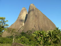 Three big peak. (Três Pontões); Aguia Branca - Espírito Santo - Brazil Stock Photos