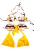 Three bikini tops Royalty Free Stock Image